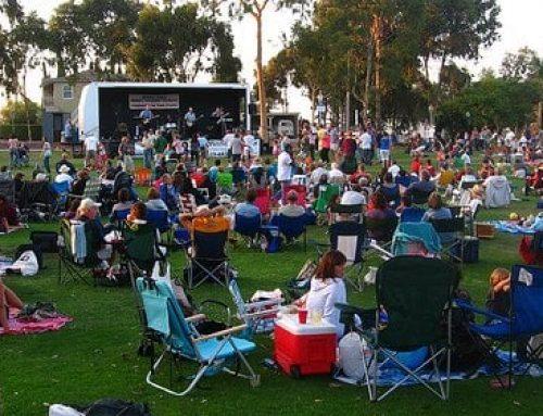 Summertime Music in San Diego