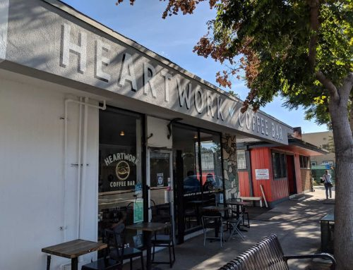 Neighborhood Spotlight: Heartwork Coffee Bar