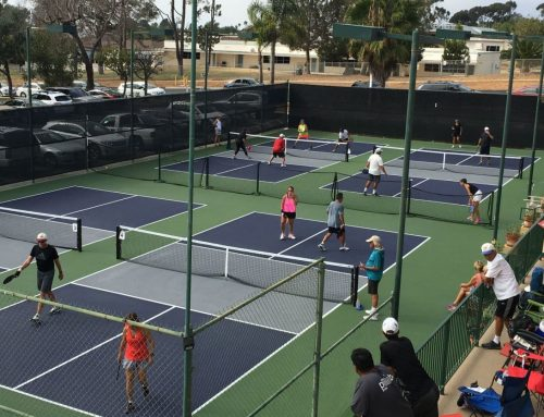 Don't Miss Your Pickleball Fix While Visiting San Diego