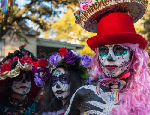 Celebrate Dia de los Muertos